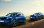 Chinese electric car startup Singulato reveals iS6 SUV