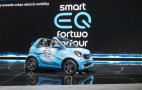 First production EQ electric car is the Smart EQ ForTwo