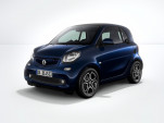 Special-edition 2018 Smart Fortwo electric minicar marks 10 years of two-seater in US
