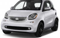 2018 smart fortwo electric drive prime coupe Angular Front Exterior View