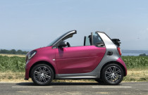 2018 Smart ForTwo Cabriolet Electric Drive