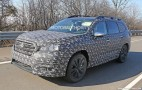 2019 Subaru Ascent spy shots