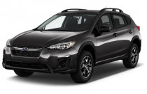 2018 Subaru Crosstrek 2.0i Manual Angular Front Exterior View