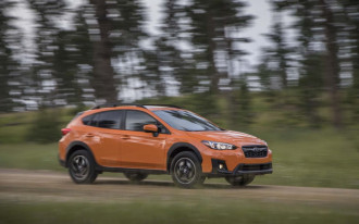 2018 Subaru Crosstrek vs. 2018 Jeep Renegade: Compare Cars