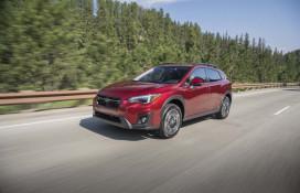 2018 Subaru Crosstrek first drive