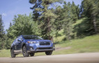 Report: Subaru may use Evoltis name for new plug-in hybrid coming next year