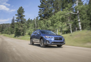 New Subaru Crosstrek plug-in hybrid coming for 2019