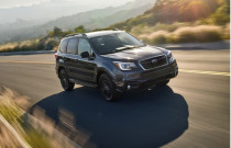 2018 Subaru Forester 2.5i Premium Black Edition