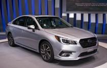 2018 Subaru Legacy, 2017 Chicago auto show