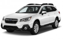 2018 Subaru Outback 2.5i Limited Angular Front Exterior View