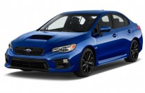 2018 Subaru WRX Manual Angular Front Exterior View