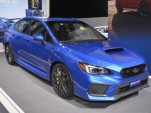 2018 Subaru WRX STI, 2017 Detroit auto show