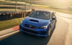 2018 Subaru WRX STI Type RA revealed with more power, less weight