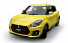 New Suzuki Swift Sport to debut at 2017 Frankfurt auto show