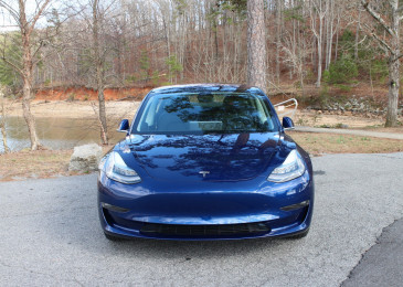 2018 Tesla Model 3 Long Range: first drive review of 310-mile electric car