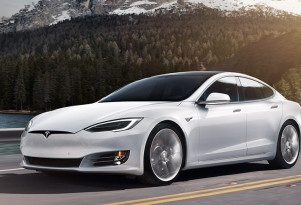 Audi, BMW, Mercedes large electric luxury sedans to aim above Tesla Model S?
