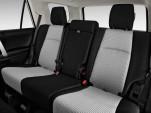2018 Toyota 4Runner SR5 2WD (Natl) Rear Seats
