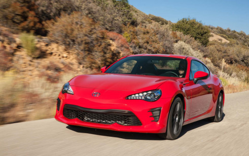 Image result for 2018 toyota 86