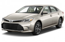2018 Toyota Avalon XLE (Natl) Angular Front Exterior View