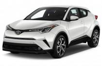 2018 Toyota C-HR XLE Premium FWD (Natl) Angular Front Exterior View