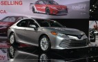 2018 Toyota Camry arrives with new platform, powertrains and sporty looks