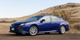 2018 Toyota Camry Hybrid gas-mileage review: going the distance