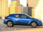 2018 Toyota C-HR first drive