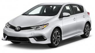 2018 Toyota Corolla iM CVT (Natl) Angular Front Exterior View