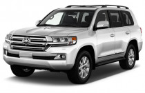 2018 Toyota Land Cruiser 4WD (Natl) Angular Front Exterior View