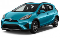 2018 Toyota Prius C One (Natl) Angular Front Exterior View
