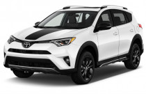 2018 Toyota RAV4 Adventure AWD (Natl) Angular Front Exterior View