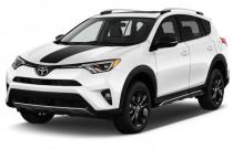 2018 Toyota RAV4 Adventure AWD (Natl) Angular Front Exterior View