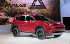 Toyota RAV4 Adventure brings rugged look, not much else
