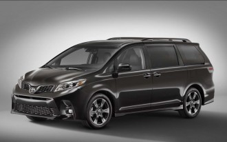 2019 Toyota Sienna SE now offers all-wheel drive