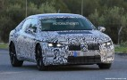 2018 Volkswagen Arteon (CC successor) spy shots