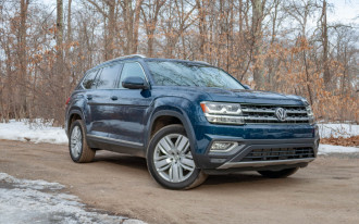 2018 Volkswagen Atlas: A third row worth fighting over