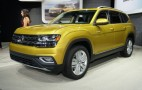 2018 Volkswagen Atlas: 3-row SUV made in US