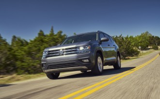 2018 VW Atlas priced from $31,425