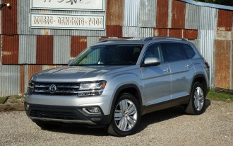 2018 VW Atlas won't be easy to find as a 4-cylinder