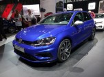 2018 Volkswagen Golf R, 2017 New York Auto Show