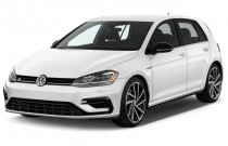 2018 Volkswagen Golf R 4-Door Manual w/DCC/Nav Angular Front Exterior View