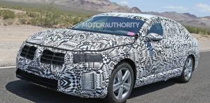 2019 Volkswagen Jetta spy shots - Image via S. Baldauf/SB-Medien