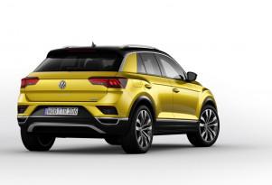 2018 Volkswagen T-Roc