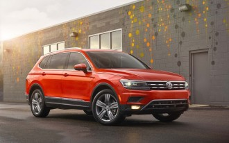 2018 Volkswagen Tiguan costs $26,245 to start, on sale this summer
