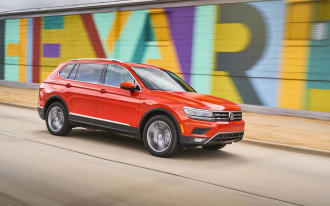 2018 VW Tiguan safety, 2019 Porsche Cayenne driven, Collector cars in Europe: What's New @ The Car Connection