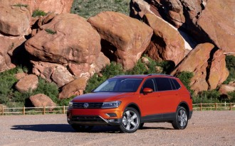 2018 Volkswagen Tiguan earns Top Safety Pick award