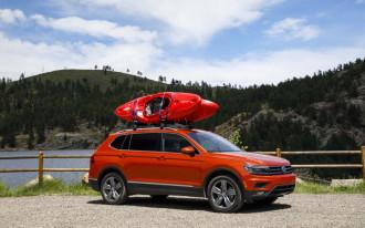 2018 Volkswagen Tiguan vs. 2018 Subaru Forester: Compare Cars