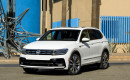 2018 Volkswagen Tiguan dressed up with new R-Line appearance package