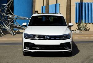 2018 Volkswagen Tiguan R-Line