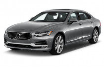 2018 Volvo S90 T6 AWD Inscription Angular Front Exterior View
